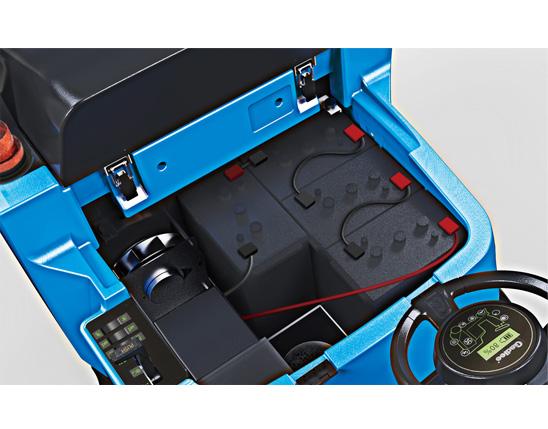 Máy quét rác Gadlee GTS1250
