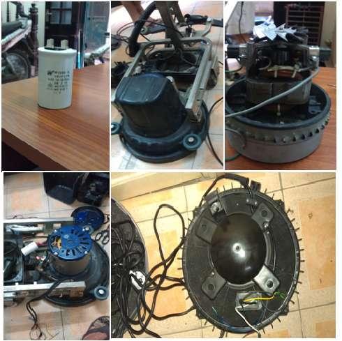 Sửa chữa bảo trì máy hút bụi công nghiệp